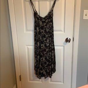 COPY - Thin strap flow dress.